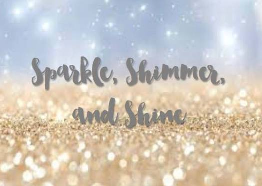 InspirInk Blog Hop January Theme Sparkle Shimmer and Shine