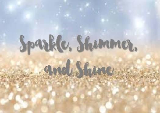 InspirInk Blog Hop January Theme Sparkle Shimmer and Shine