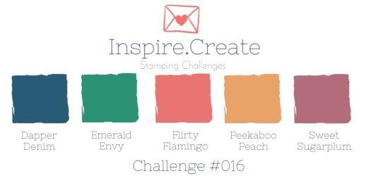 Inspire.Create.Challenges Colour Challenge April 2018