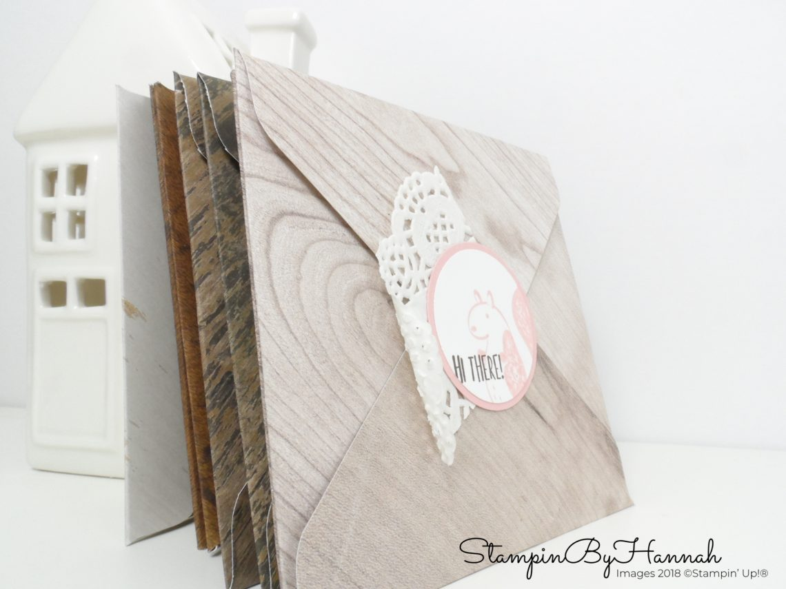 Make It Monday Video Tutorial Using the Envelope punch board