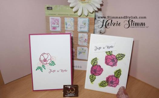 Slimm and Stylish Fun with the Soft Sayings Card Kit from Stampin' Up!