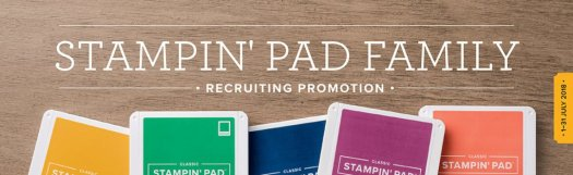 Stampin' Pad Family Joining Offer