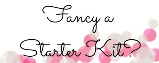 How to get a Stampin' Up! Starter Kit