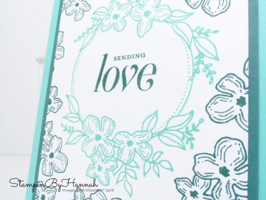 Simple Stamping with Floral Frames from Stampin' Up!