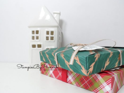 How to make a cute box using the Envelope Punch Board