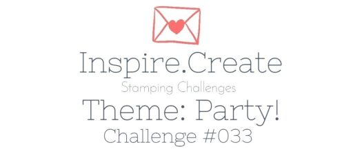 Inspire.Create.Challenge Party Theme