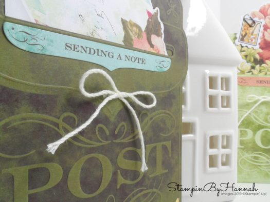 Stampin' Up! Sale-a-bration Precious Parcel Card Kit