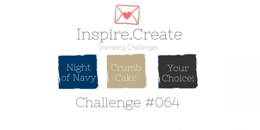 Inspire.Create.Challenge Colour Challenge Stampin' Up! Colour Combinbation idea