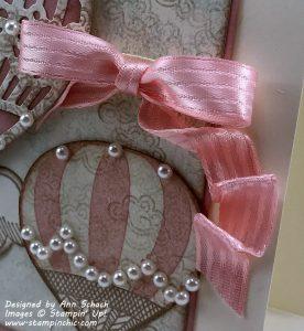 Blushing Bride Bow