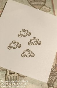 Swirly Cloud stamp