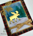 merry moose card