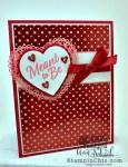 easy romantic card