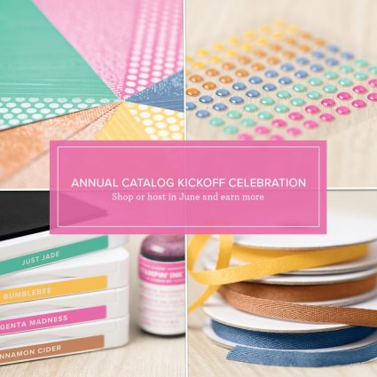 annual catalog kick-off
