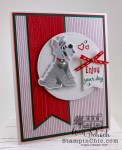 birtday card for a dog lover