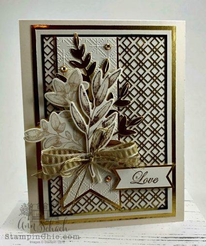 goldern anniversary card
