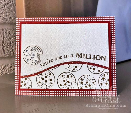 You're One in a Million Card