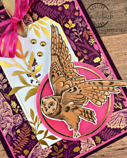 owl any occasion card