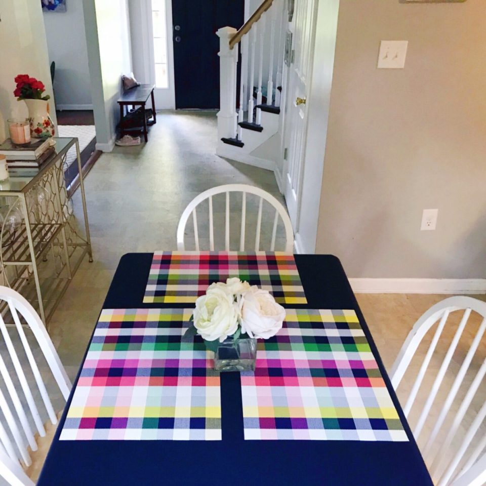 DIY Table Makeover Using General Finishes Paint