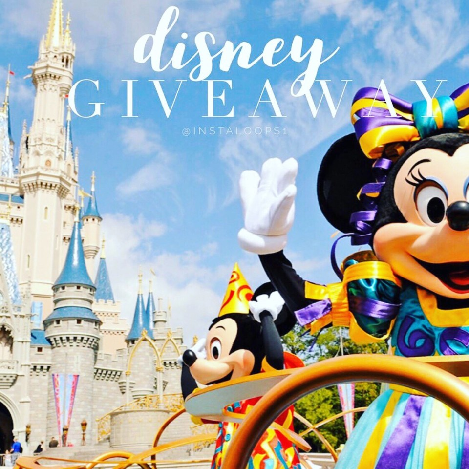 Win $500 Disney Gift Card