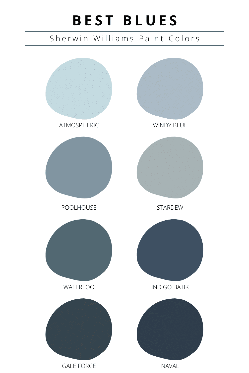 Best Sherwin Williams Blue Paint Colors Of 2020 Stampinfool Com