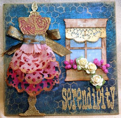 Serendipity Board