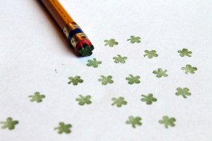 Tutorial: Make a Shamrock Stamp