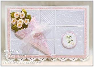 Project: Flower Bouquet Card