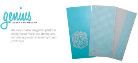 Review and Giveaway: Lifestyle Crafts Genius Platform System