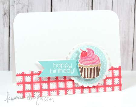 Project: Cupcake Card