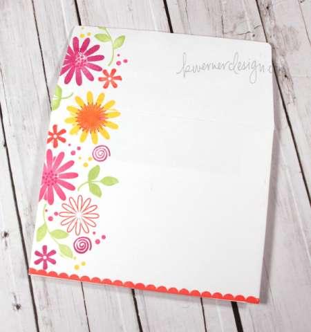 Tip: Stamped Envelopes