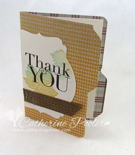 Project: File Folder Card