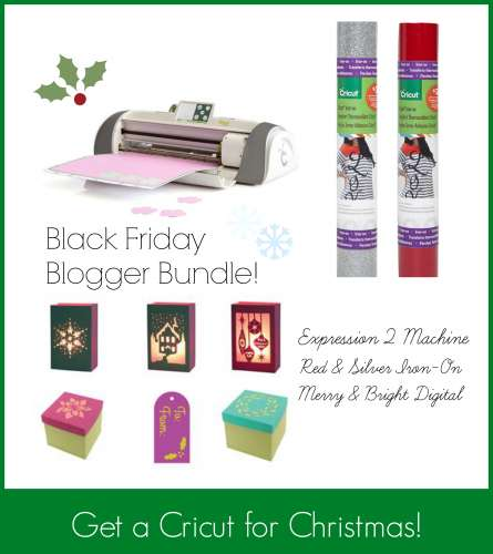 Sale: Cricut Black Friday Bundle