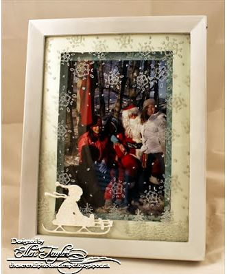 project: Snowy Frame
