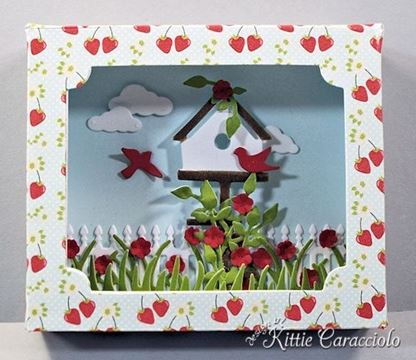 Project: Paper Shadow Box