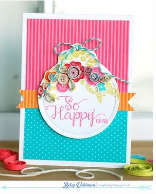 Project: Paper Quilling Cards