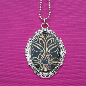 Project: Stamped Jewelry Pendant