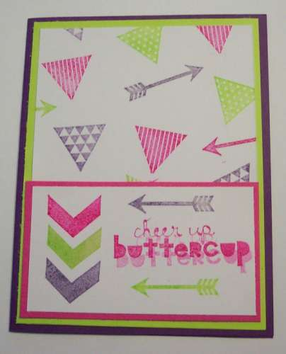 Another Stampin' Up! Review