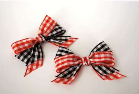 Tip: Tying a Bow for Cards