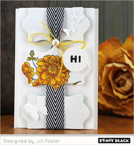 Project: Spring Flower Card