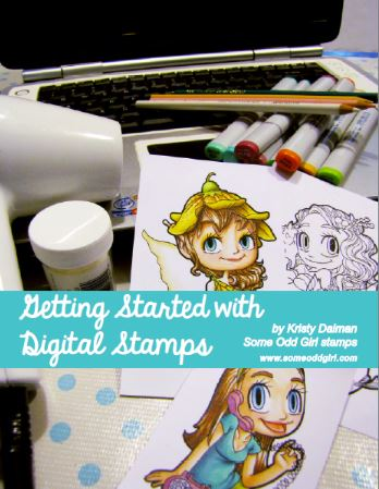 Tips: How to Use Digital Stamps