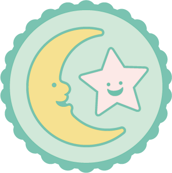 Freebie: Moon and Stars Die Cut