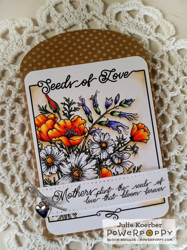 Freebies: Seed Pack Card