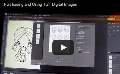 Tip: Getting Started with digital stamps