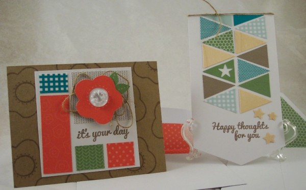 Review and Giveaway: Stampin' Up June Paper Pumpkin Kit