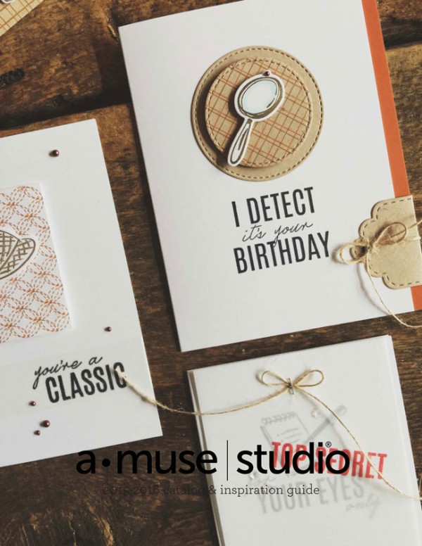 Product Review: A Muse Studio Stamps