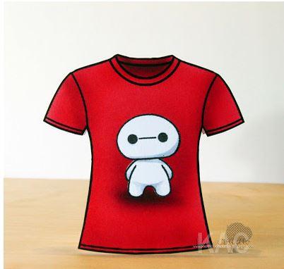 Freebie: T-Shirt Digital Stamp