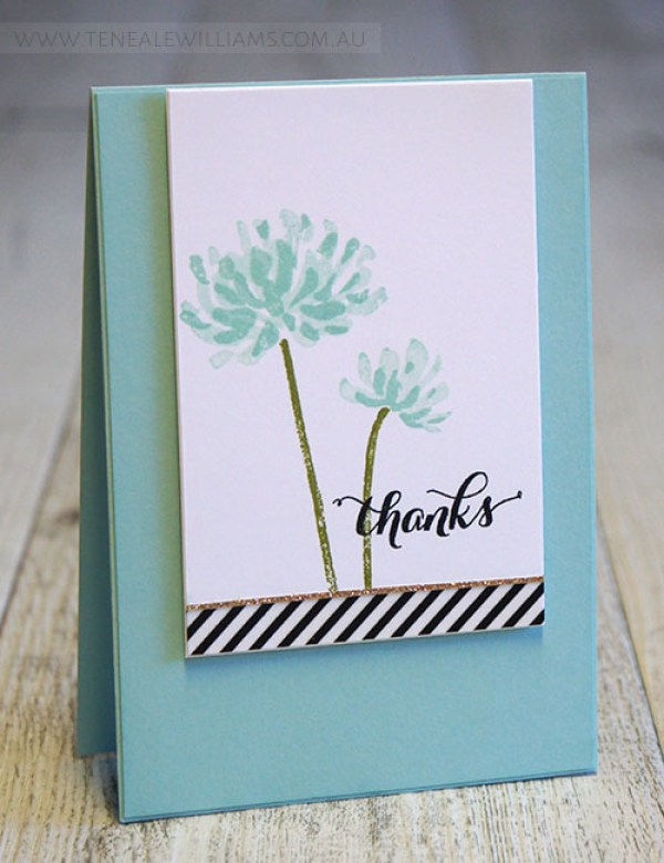 8 ideas for an extra special handmade thank you card  u2013 stamping