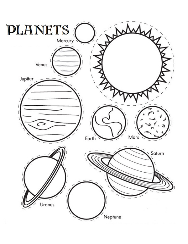 Freebie: Solar System Download