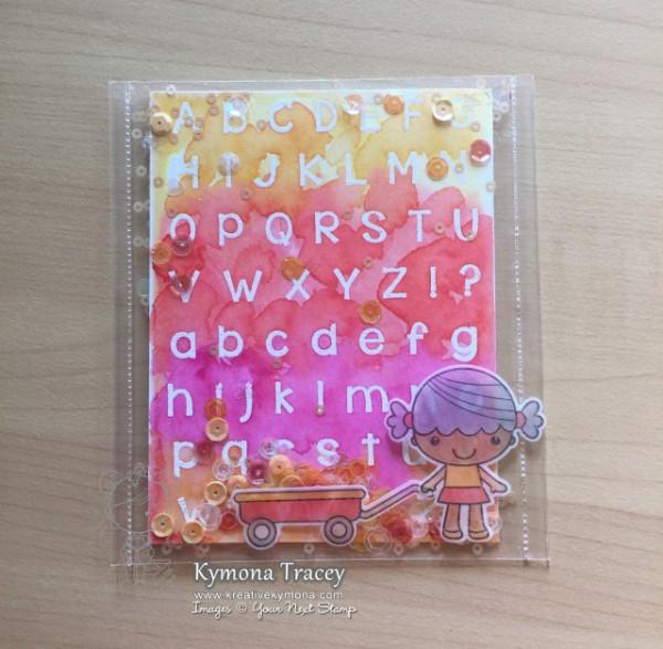 Tip: Alphabet Card