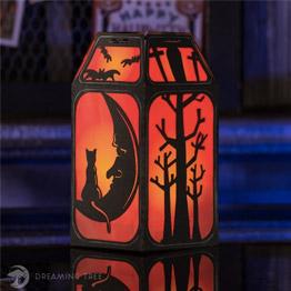 Freebie: 3D Halloween Lantern